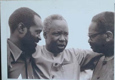 Julius Nyerere as an advocate of African union and liberation supporter