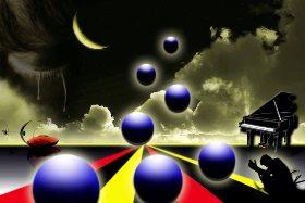 GALERIA by Meire Falco - Série dos sete círculos