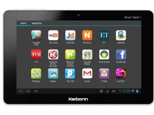 Karbonn unveils Android 4.1 'Jelly Bean' based tablet at Rs 6990