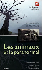 Les animaux et le paranormal - Louis Benhedi