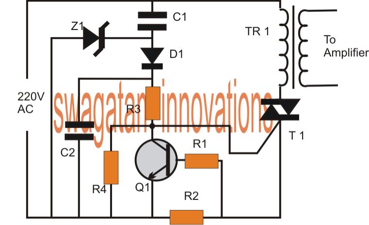 Build An Ac Mains Short Circuit Protector Circuit Diagram Diagram