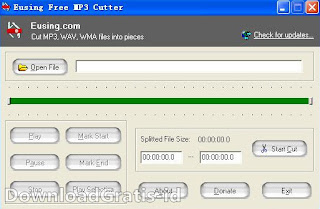 Software Untuk Memotong File MP3