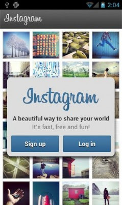 Download Instagram for Android Gratis