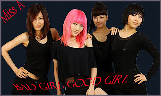 Girl Band Miss A
