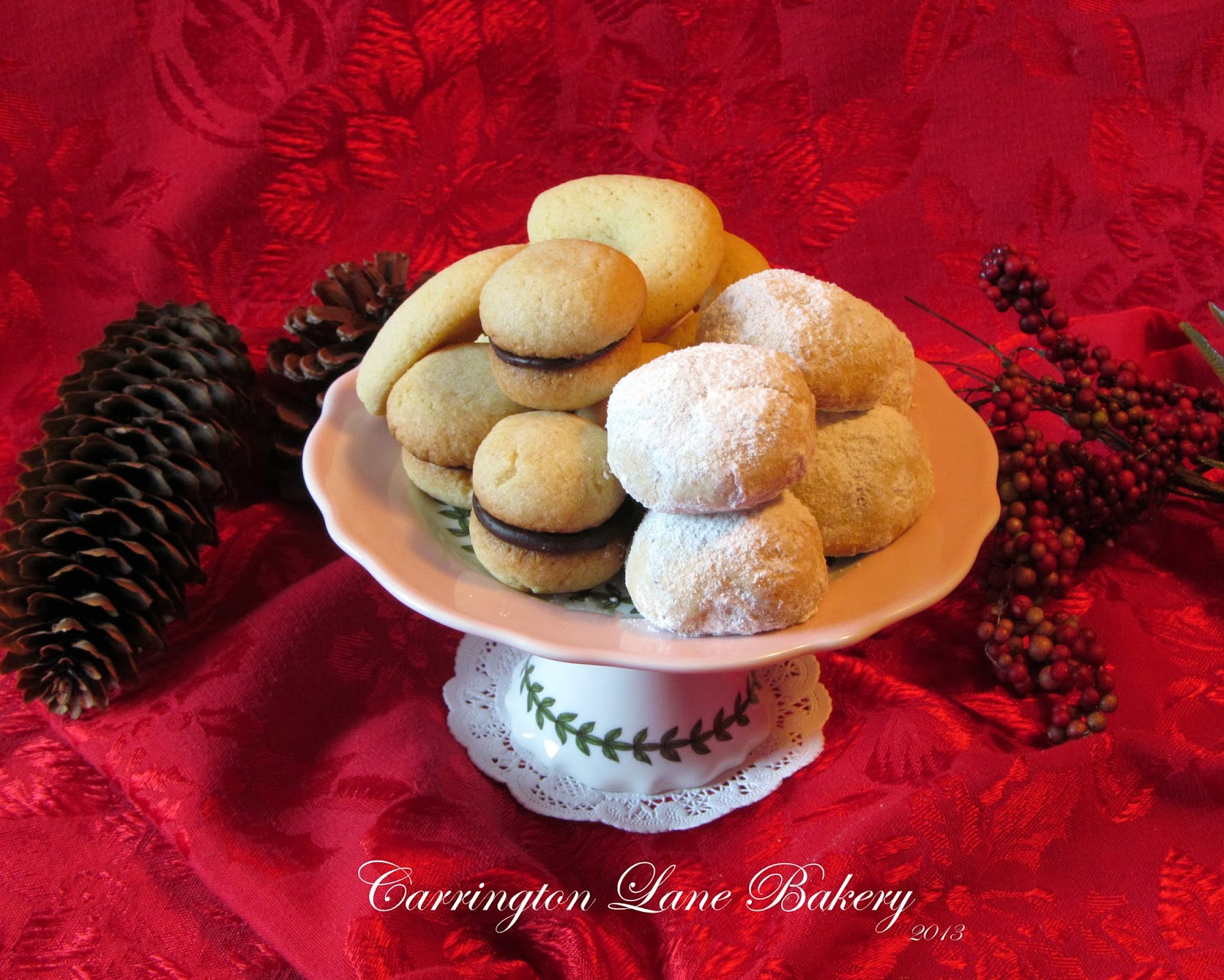 three italian christmas cookie recipes in one post - Italian Christmas Cookie Recipes