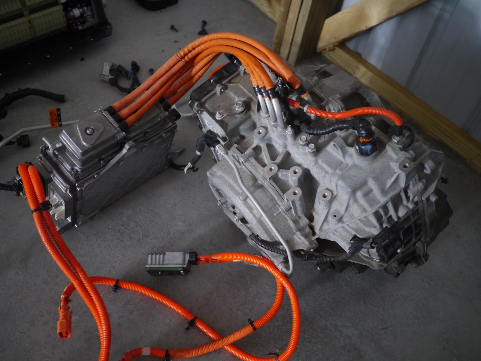 Attempting To Hack A Chevy Volt Drivetrain