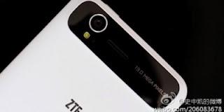 ZTE N988 Smartphone Jelly Bean Dengan Kamera 13 Megapixel