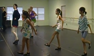9 year old charlotte dance classes