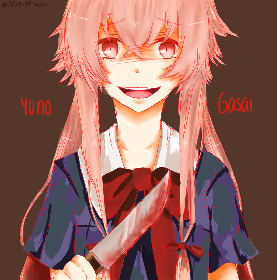 Dress up yuno gasai -  Gasai Yuno