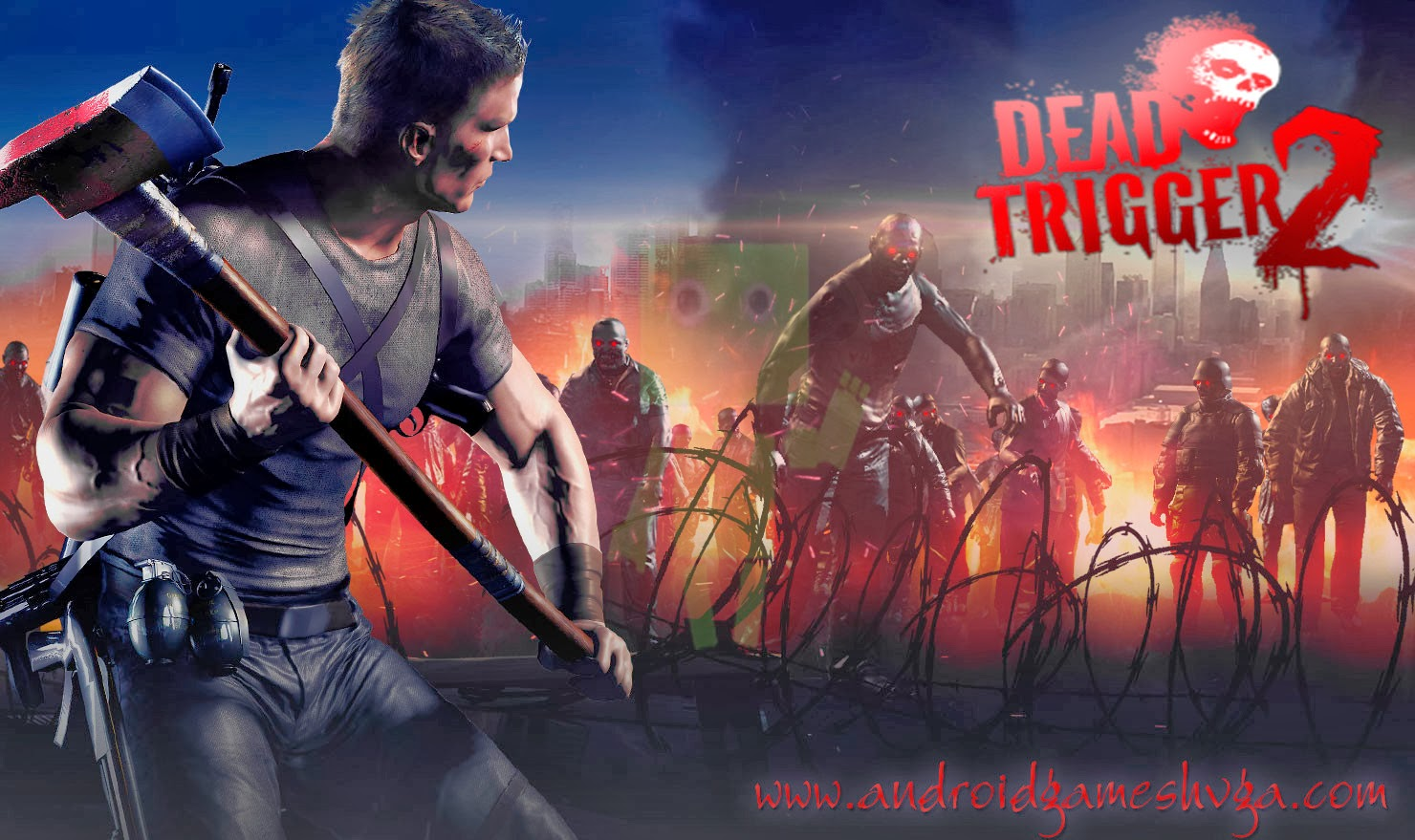 DEAD TRIGGER 2 APK V0.02.2 + DATA FULL [UNLIMITED MONEY/ GAMEPLAY/]