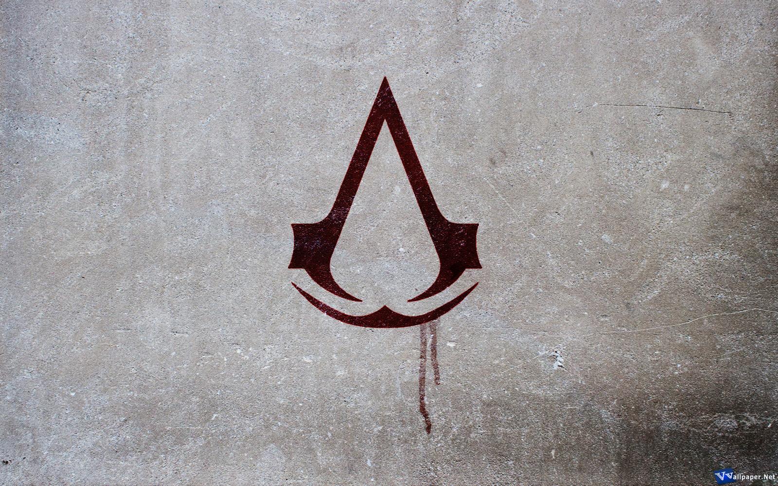 Assassins Creed Emblem Wallpaper