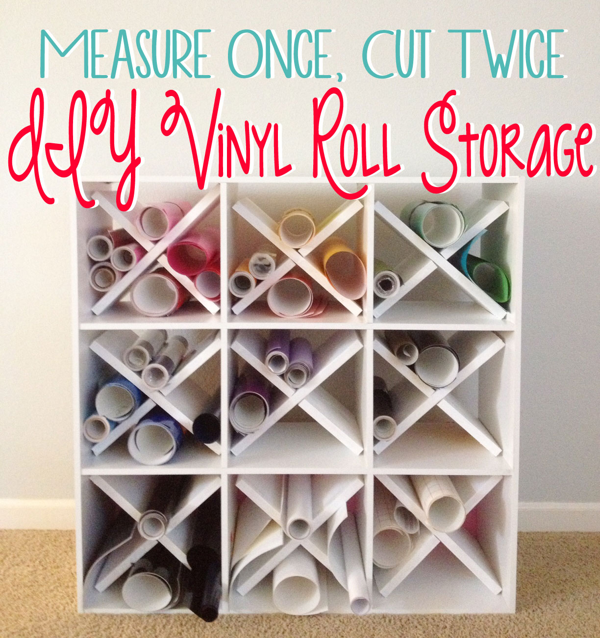 Vinyl Storage Ideas The Vinyl Cut