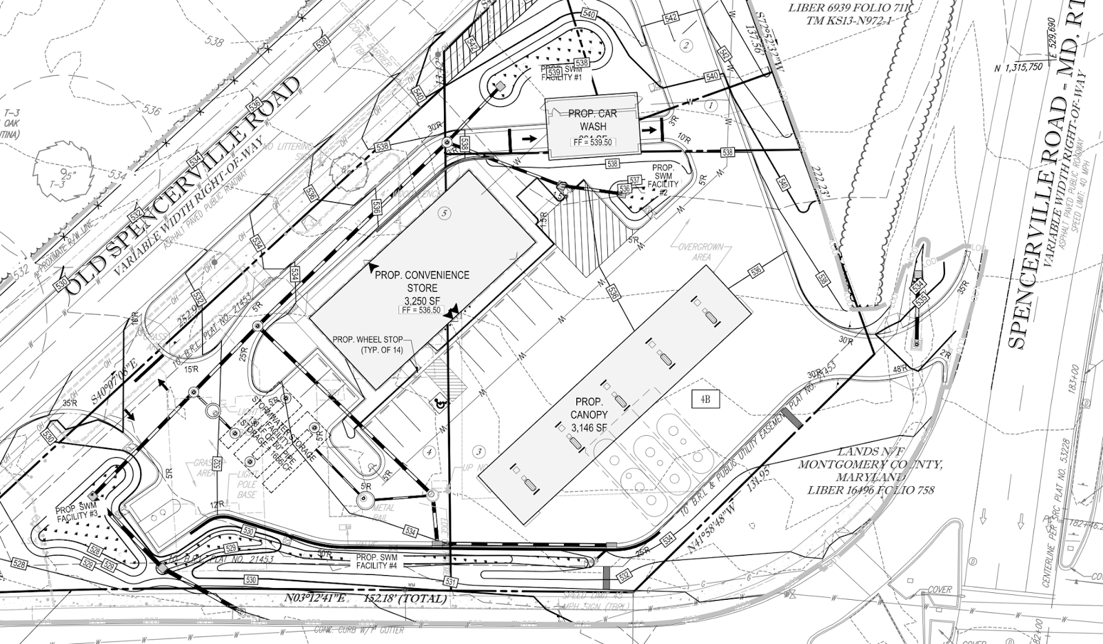 East moco 10 pump gas station car wash coming to silver spring the montgomery county planning board will consider the pmg application at its september 3 meeting planning staff is recommending approval with conditions malvernweather Images