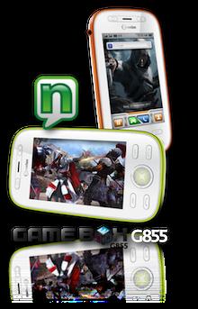 Nexian GameBox G855