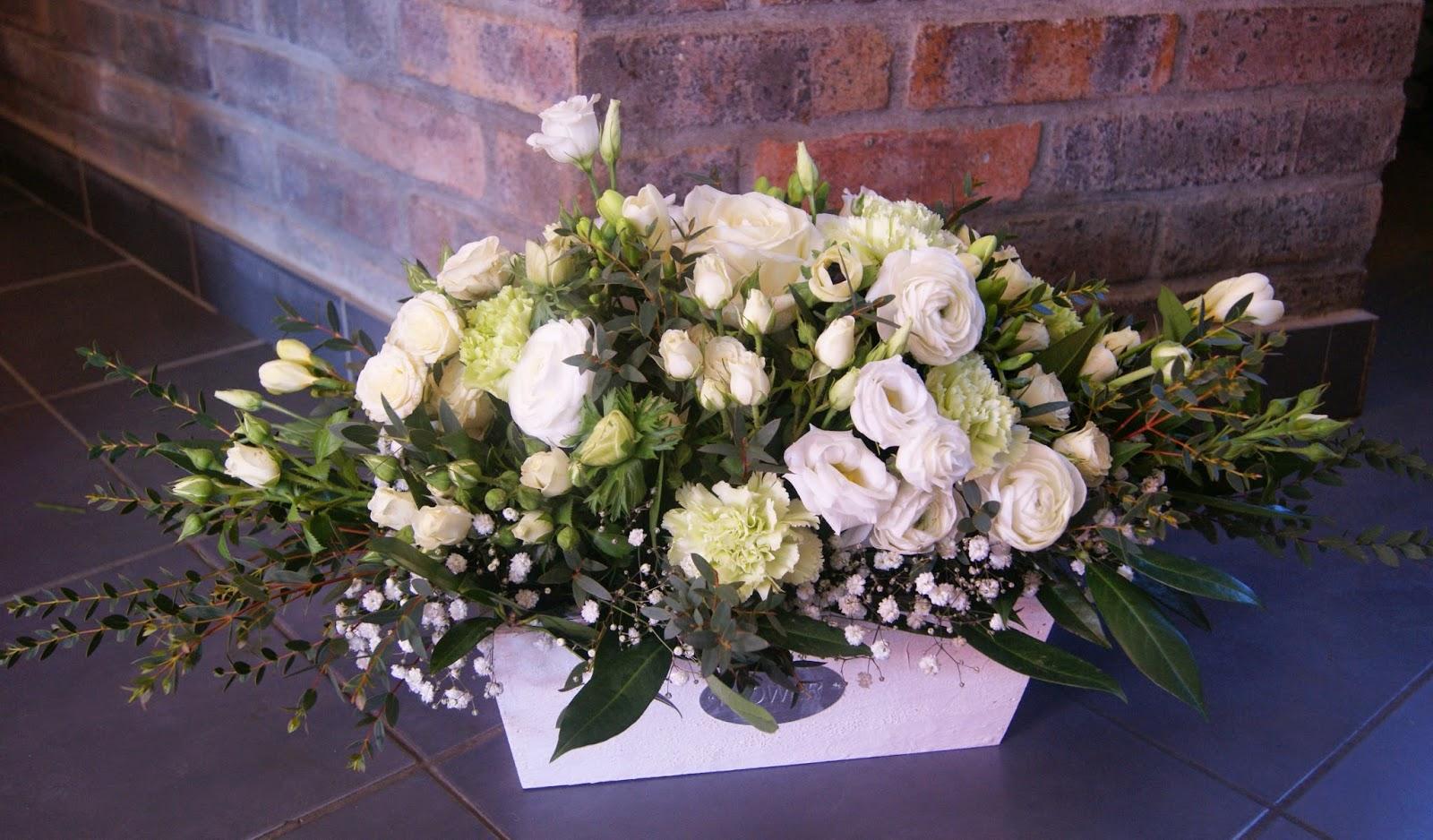 Des magnolias sur ma voie lact e compositions florales for Bouquet de fleurs centre de table