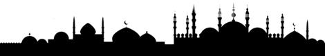 mosque border shinemat