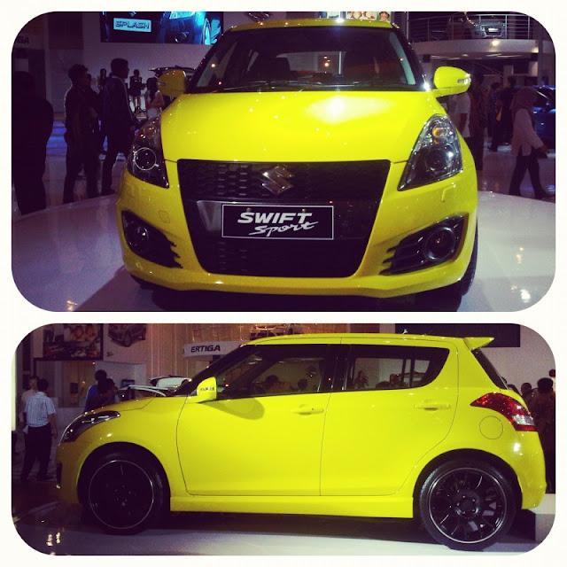 Perbandingan Suzuki Swift Tipe Gl Dan Gx Harganya juga Beda Loo
