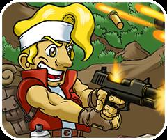Rambo kiểu mới, choi game rambo hay