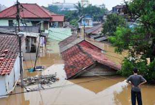 cara mengantisipasi datangnya banjir