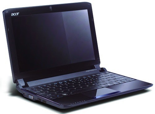 Acer Aspire One 532H driver download for Windows 7 and Windows 8 32 bit