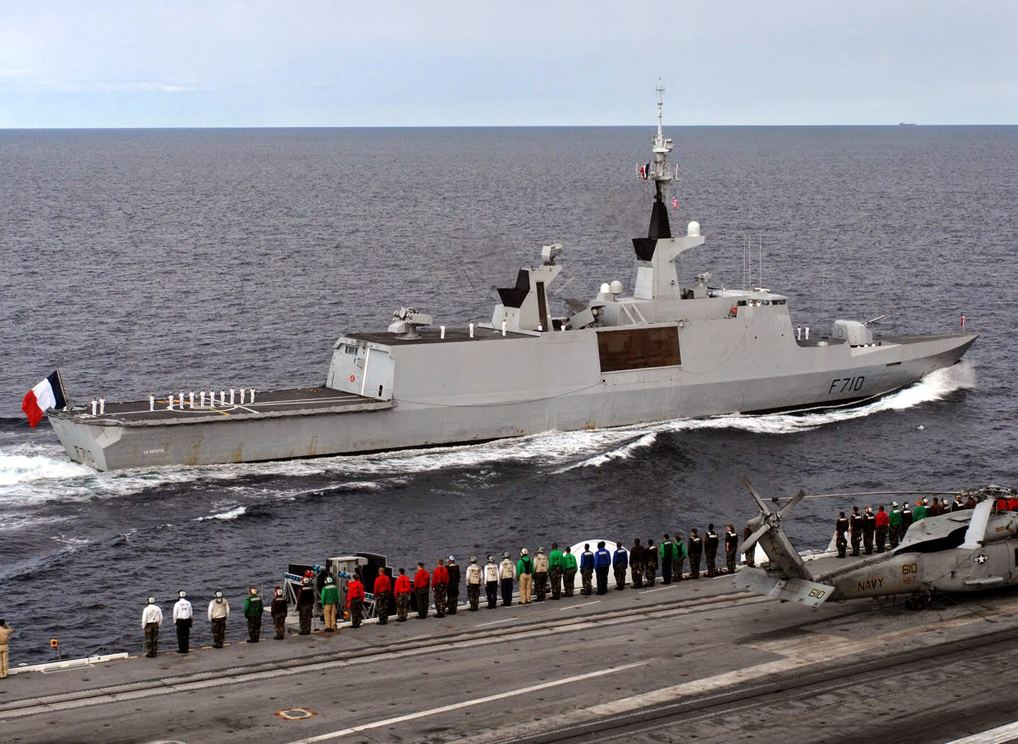 Frigate La Fayette class