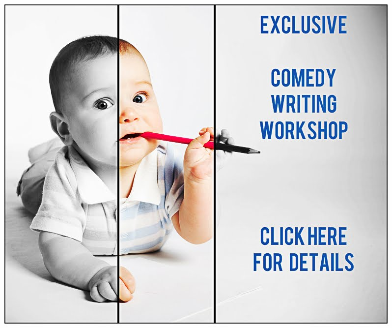LEARN TO WRITE FUNNY!