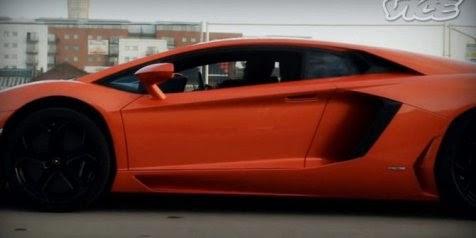 Lamborghini milik KSI