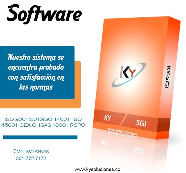 kysoluciones.co · Empresa de software (Dar clic a la imagen)