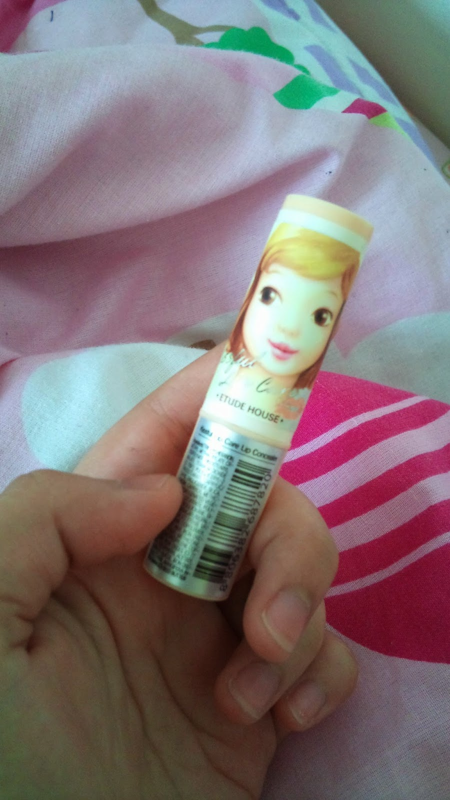 Phieselphie Etude House Kissful Lipcare Concealer Kissfull Lip Care