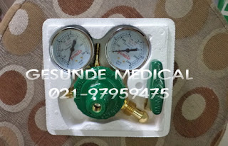 Industrial Oxygen Regulator