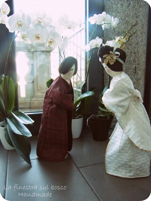 Matrimonio Tema Orientale : La finestra sul bosco handmade un matrimonio quot originale