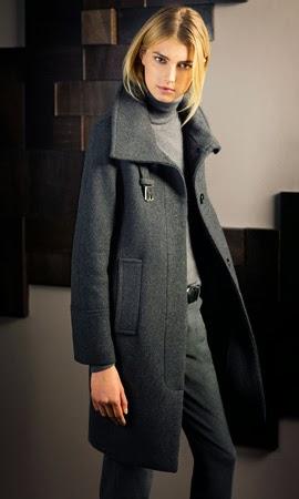 Massimo Dutti mujer abrigos