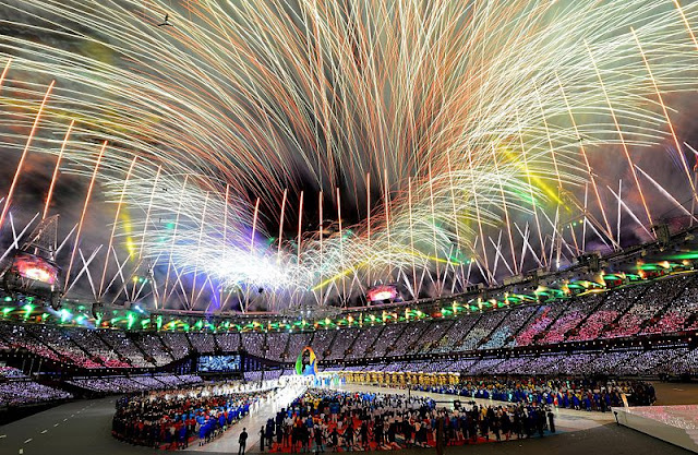 London 2012 Olympics Closing Ceremony - London 2012, UK | Travel London Guide
