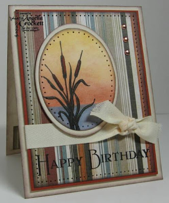 "Our Daily Bread designs ""With Heartfelt Sympathy"", ""Dad""  Designer Angie Crockett"