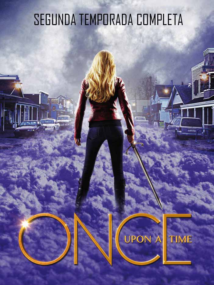 Once Upon a Time 2ª Temporada Torrent - Blu-ray Rip 720p Dual Áudio (2012)