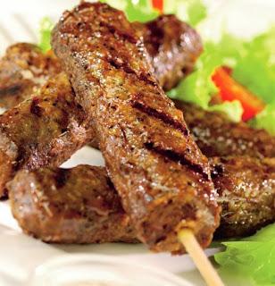 Готовим аппетитный люля-кебаб 1
