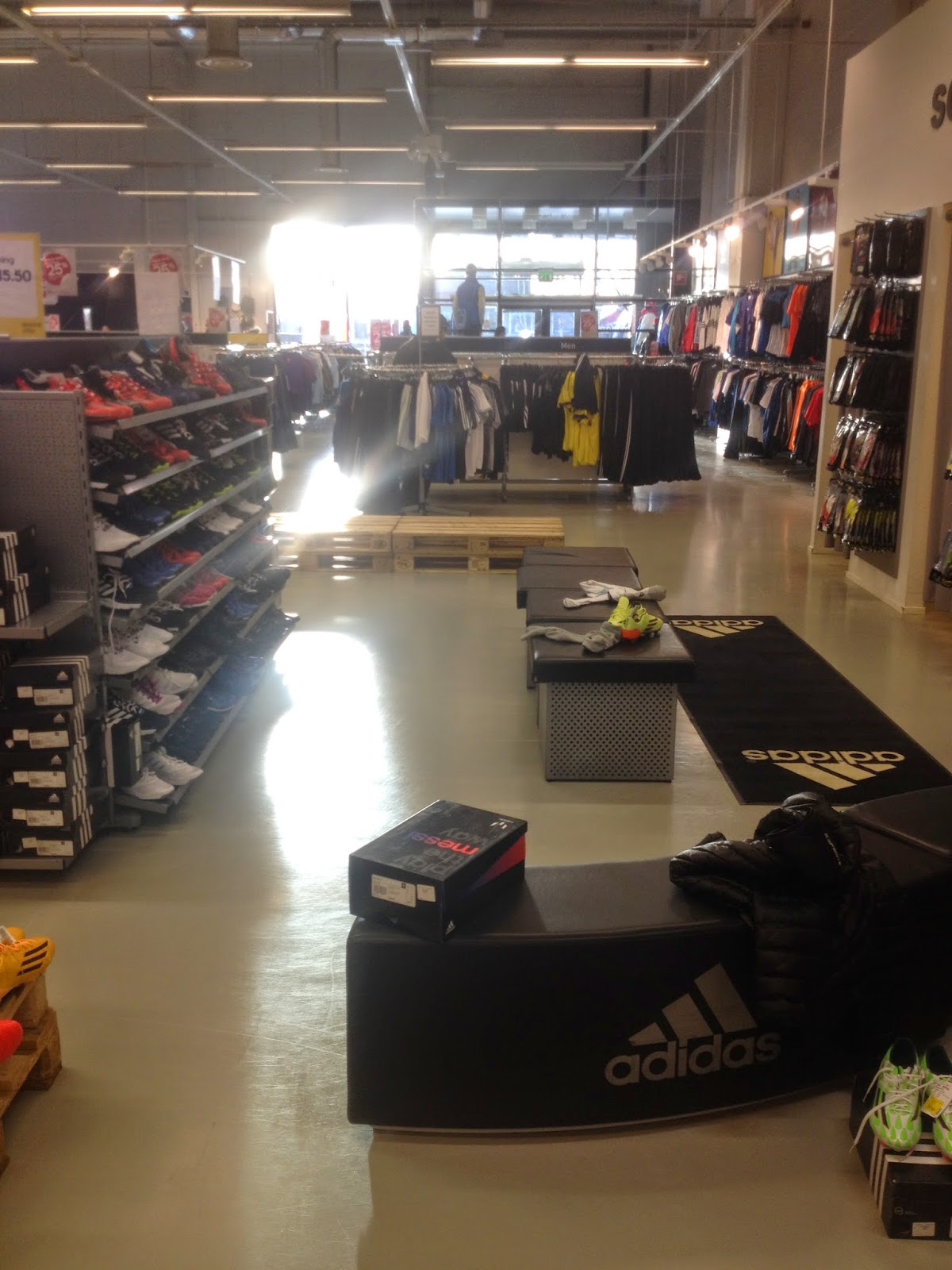 adidas outlet zona sur