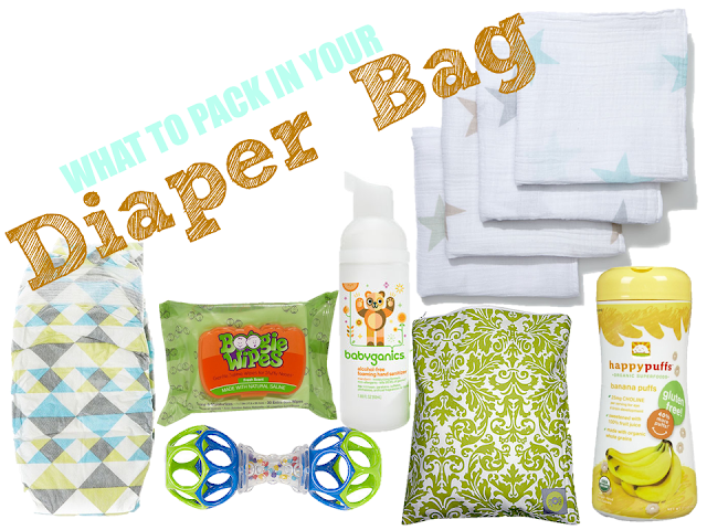 Everything you need to know about packing your diaper bag like a pro. Know what to pack, what to leave at home, and how to save space.