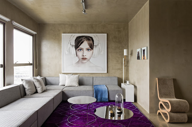 Vila Lepoldina Loft by Diego Revollo - Nest of Pearls
