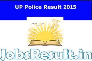 UP Police Result 2015