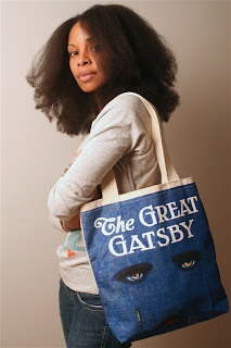 Out of Print Great Gatsby tote