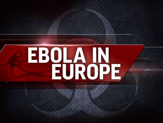 Italian Doctor With Ebola Arrives in Rome
