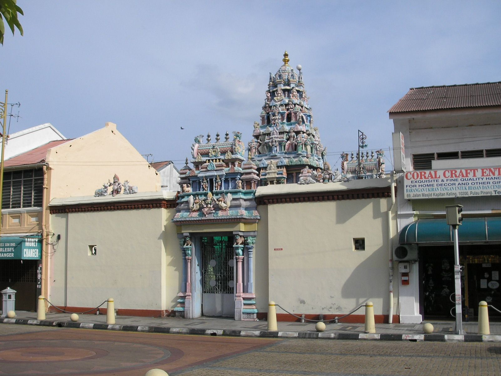 Place of interest in penang essay