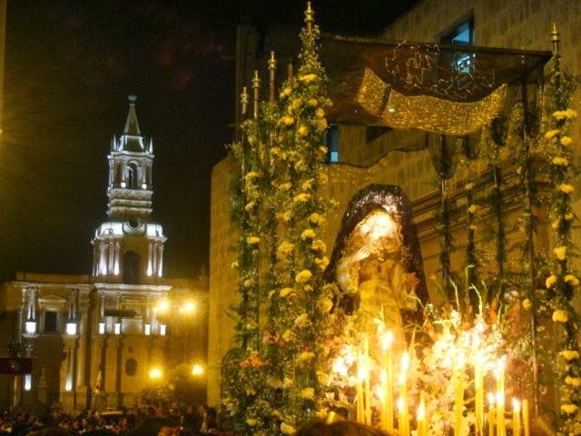 La Semana Santa en Arequipa