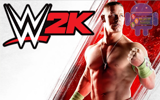 WWE 2K Apk + Data Android