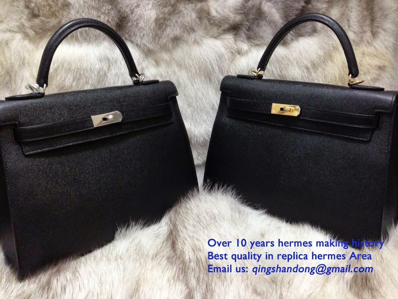 4563ba72c71d hermes belts  Hermes Kelly 28 black togo leather with gold hardware ...