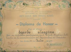 150 AÑOS DE LA BATALLA DE CARABOBO