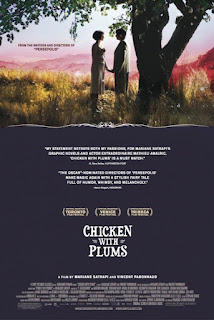 "Review | ""Chicken with Plums"""