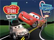 لعبة السيارات المجنونة