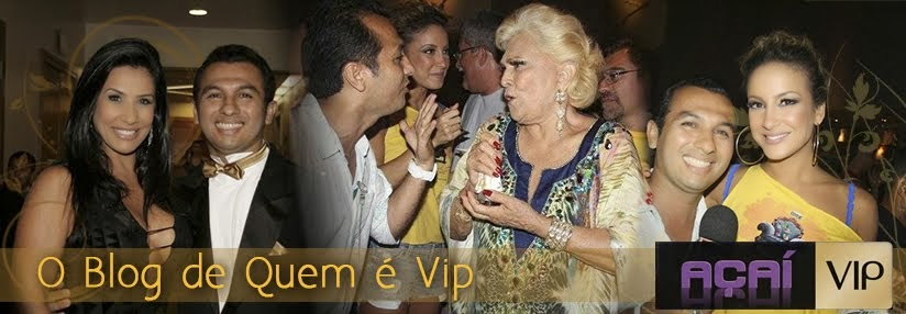 BLOG DO AÇAÍ VIP